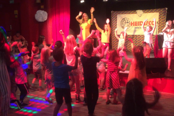Kinderdisco intersoc