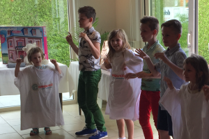 kinderdisco spelletje